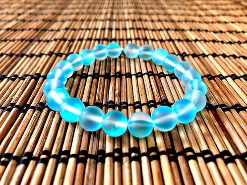 Mystical Aura Quartz Blue