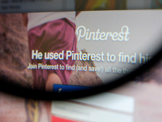 PINTEREST Pinning Subjects