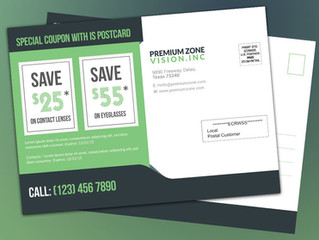 Coupon Direct Mail