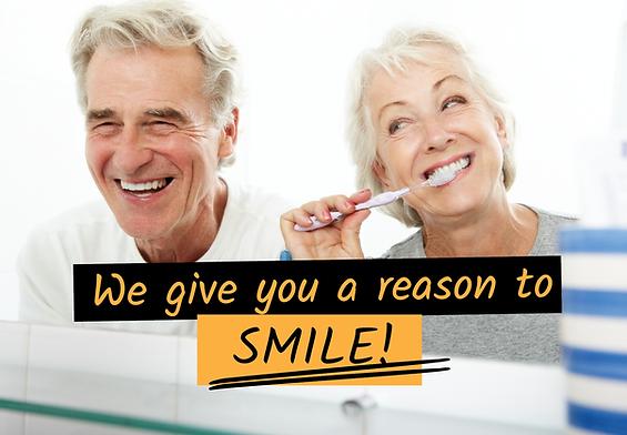 """Dental and DentistPostcard""""Reason to Smile"""""""