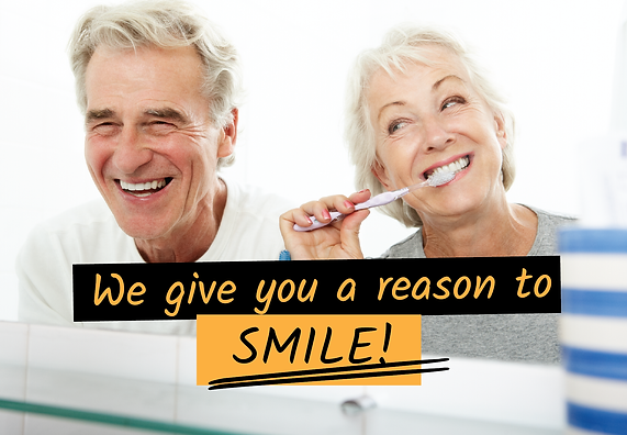 "Dental and Dentist Postcard ""Reason to Smile"""