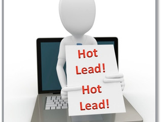 You Have a Lead on the Internet! Now What?