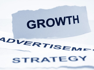 Advertising and Marketing = Growth