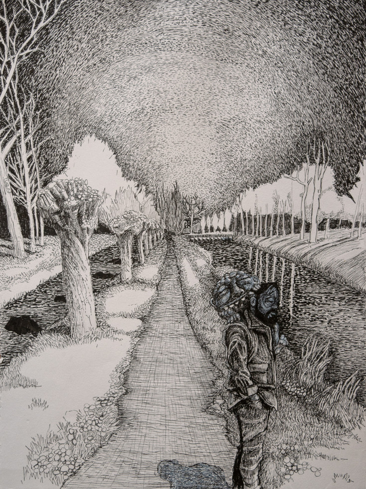 The passenger (a series)