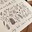 Thumbnail: Botanical Postcards - 5 pack