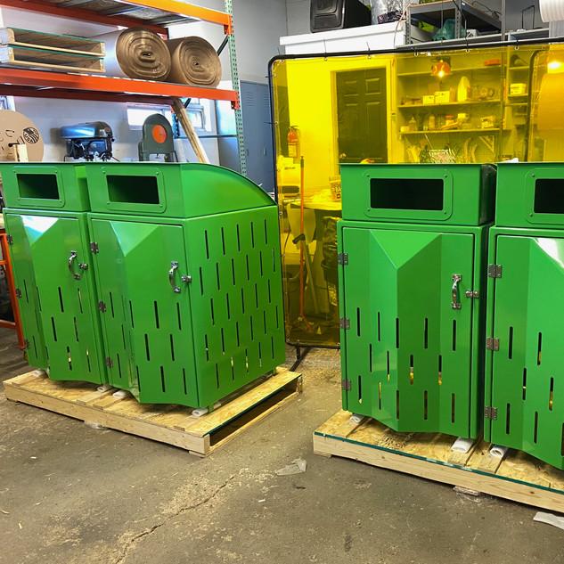 City of Victoria - New Zero Waste Stations