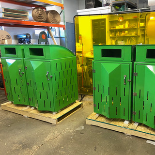 City of Victoria - New Zero Waste Stations