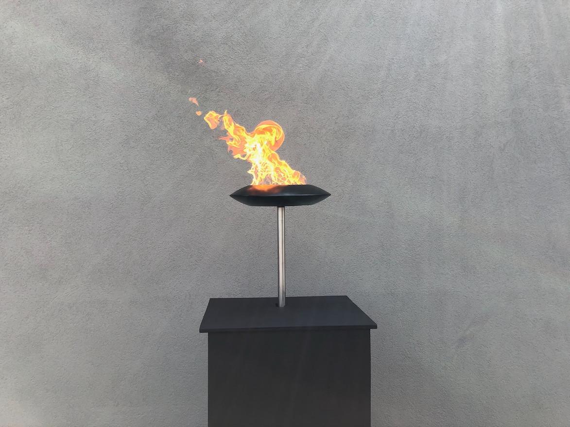 Turnip Fire Bowl