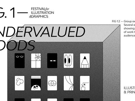 FIG. 1.2   UNDERVALUED GOODS: ILLUSTRATION & PRINT POP-UP