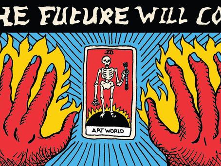 Mitch Brezounek: The Future Will Come, solo exhibition