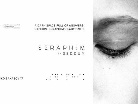   SERAPHIM   slow fashion interactive installation