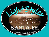 Light Styles of Santa Fe - handcrafted southwest ceramic lighting