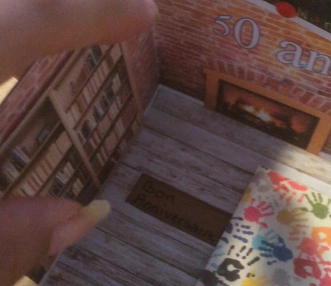 Carte anniversaire Escape Game