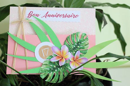 Divers créations de cartes, invitations, faire-parts