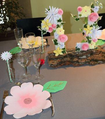 Décoration_anniversaire_Fleurs_-_Bulles_