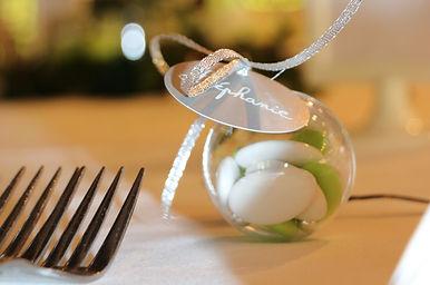 Décoration mariage la vie en vert