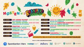 Høsten med Rabalderfestivalen