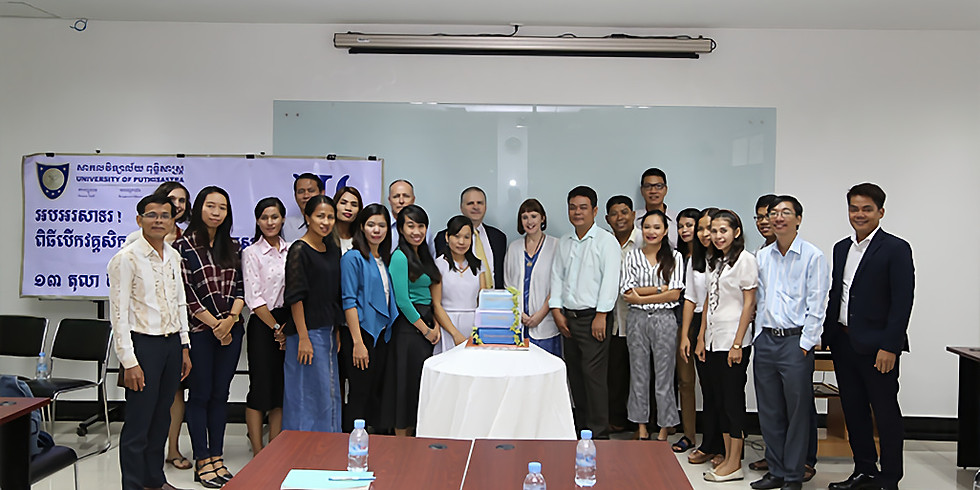 Counselling, Clinical Psychology and training in Cambodia.
