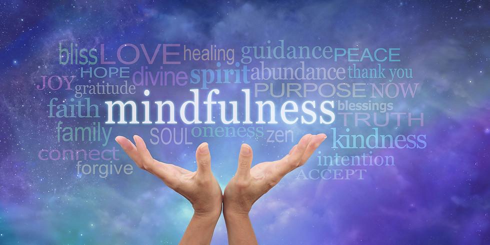 13 WEEK: Midweek Mindfulness withNeelam Zahid