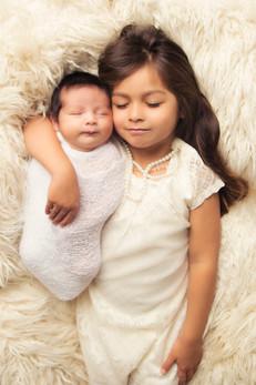 Traditional newborn photography