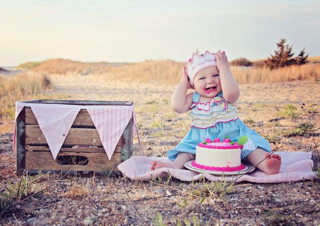 1st Birthday Photography, Cake Smash