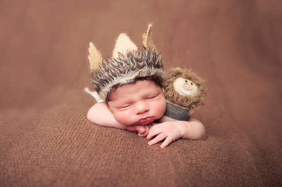 Traditional Newborn Photograhy