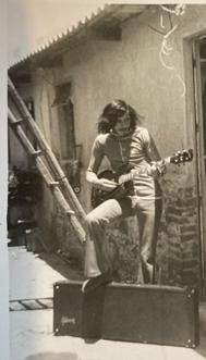 """El guitarrista """"Beto"""" Díaz, en la memoria"""