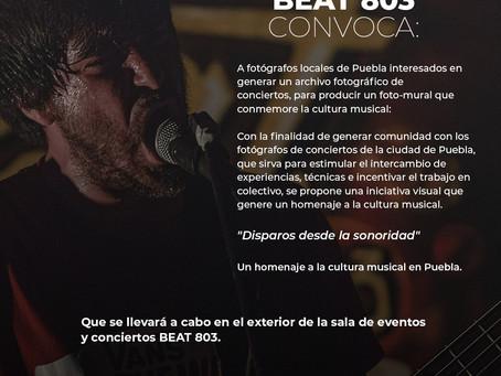 Beat 803, resiste y hace memoria
