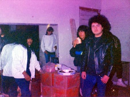 El Metal se hizo poblano con Morgue: Claudio