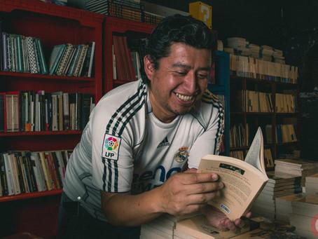 Zumaya librería, un acto de fe