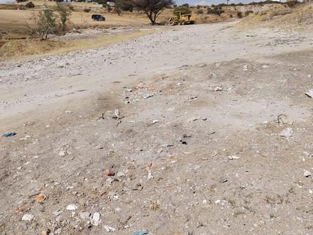 Zona arqueológica Tepalcayotl en riesgo