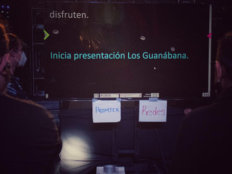 Los Guanábana en la web