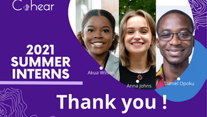 Thank You to Our Summer '21 Interns