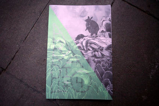Fanzine Armadillo #4