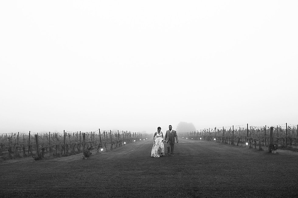 Wedding Saltwater Fam Vineyard
