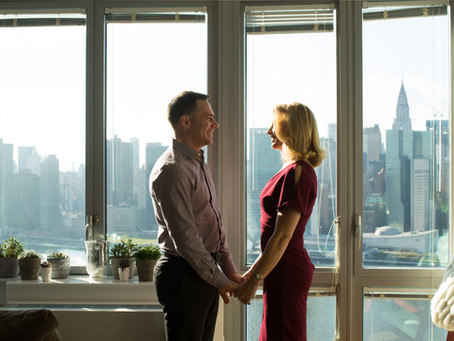 Jess and Marc | Long Island City, New York
