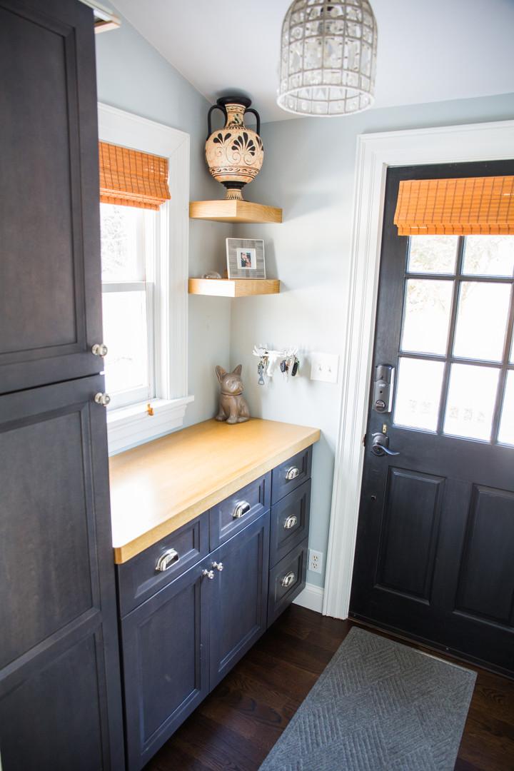 First Floor mudroom/pantry