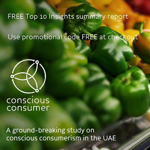 FREE SUMMARY Conscious Consumer UAE - state of play 2019