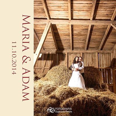 Maria & Adam