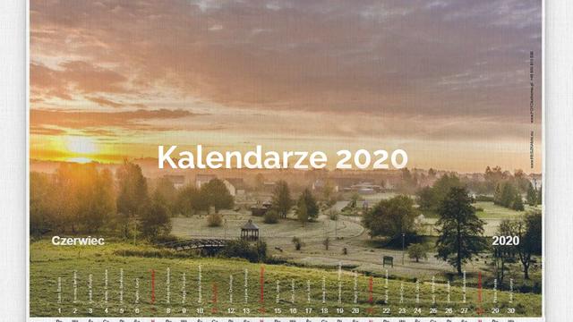 Kalendarz 2020  przedsprzedaż