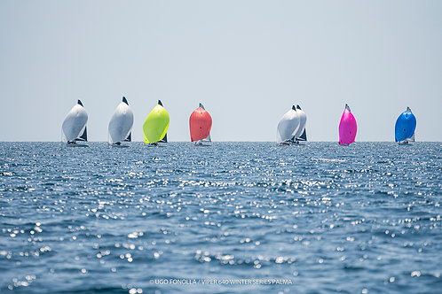OneSails boat charter for  Event 3, Trofeo Carnaval, 22/23th February