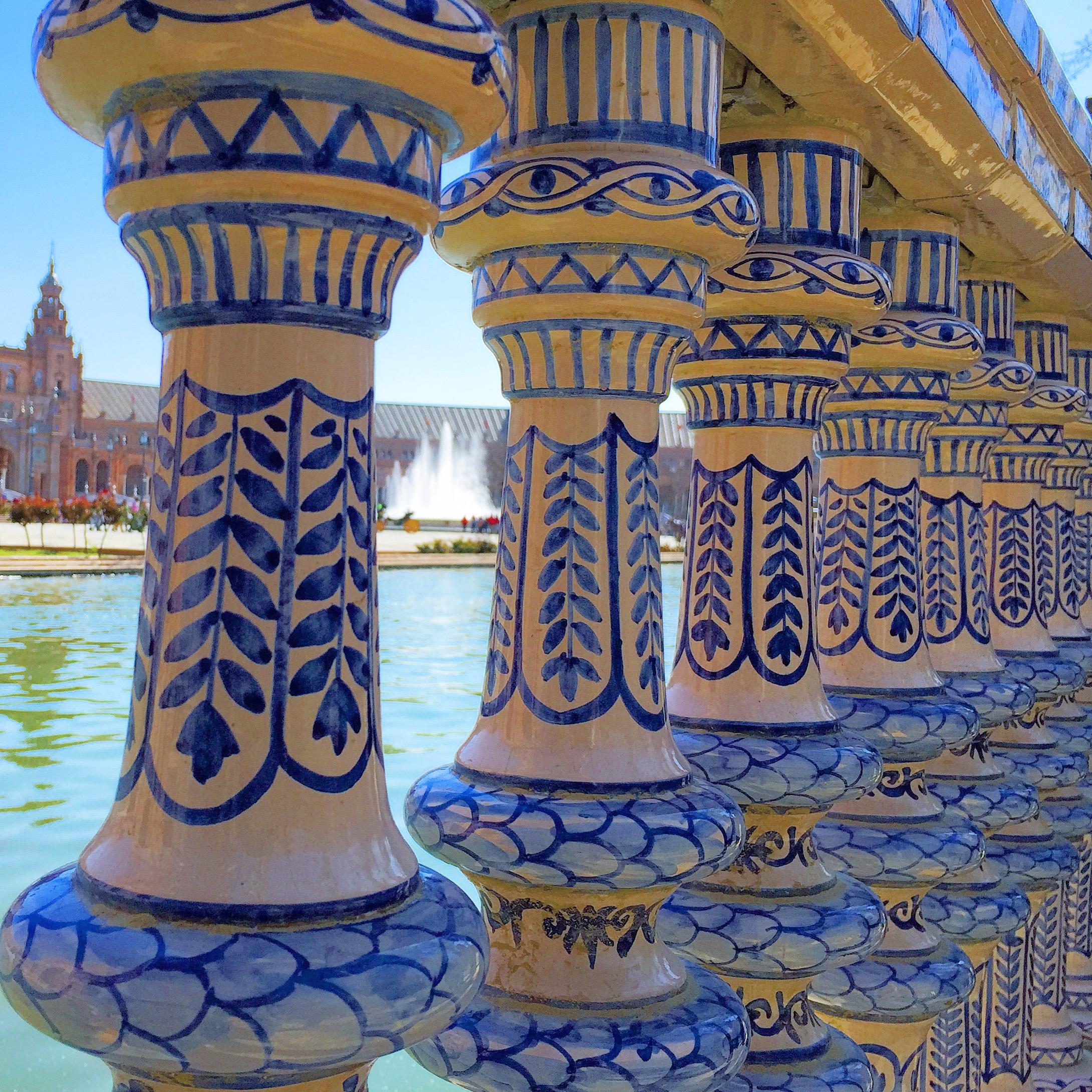 Plaza España, Sevilla - Spain '15
