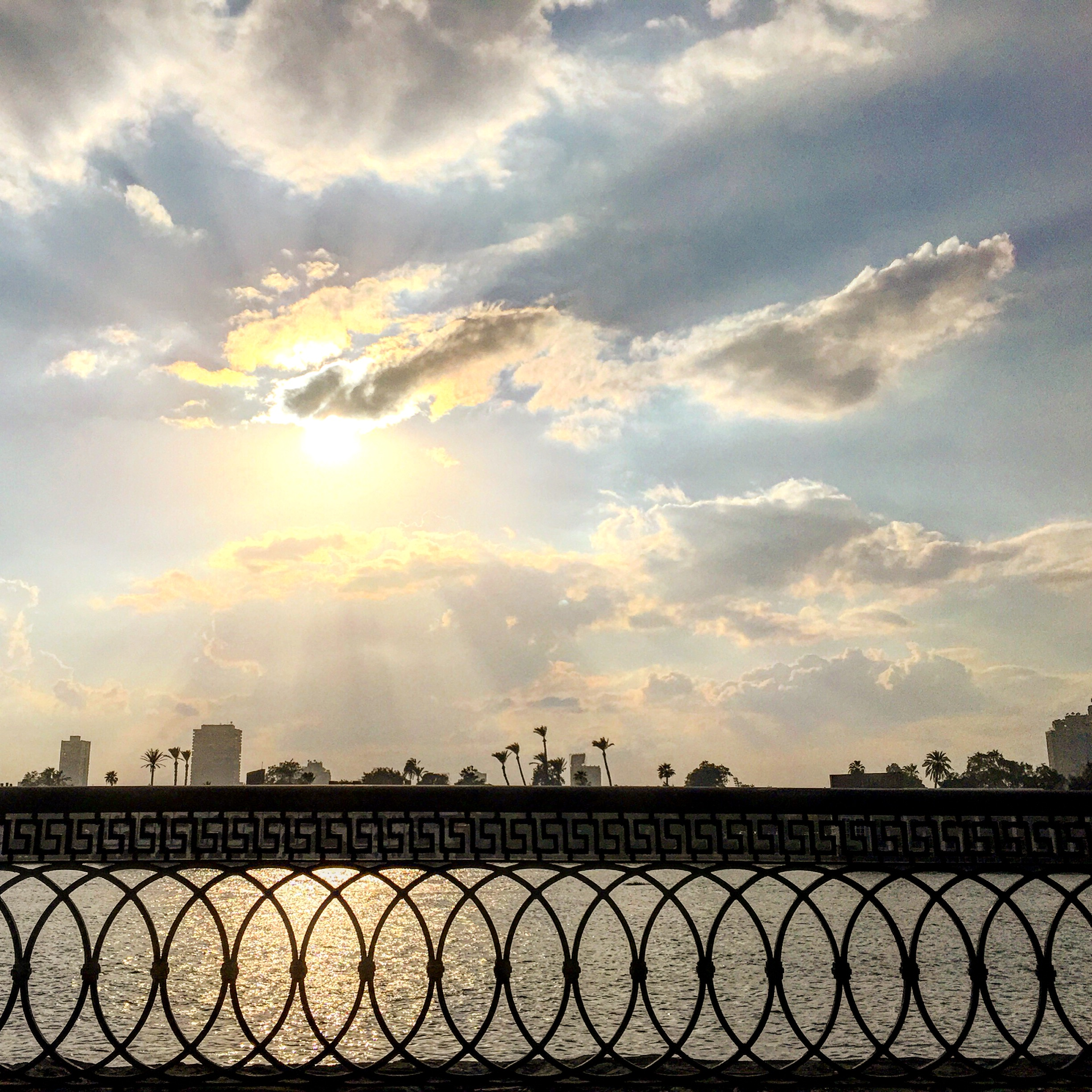 River Nile, Cairo Egypt '15