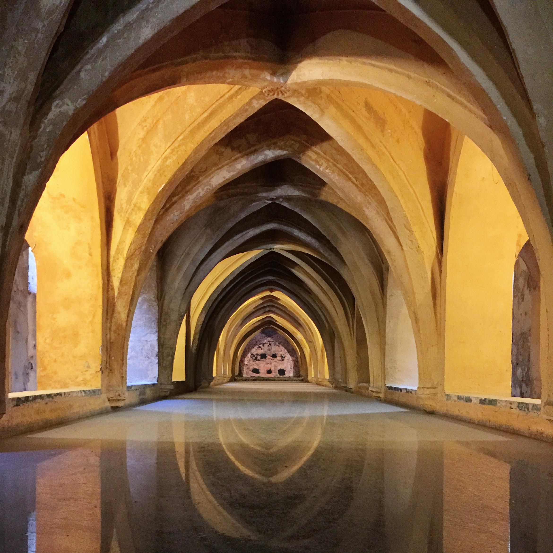 Alcazar, Sevilla - Spain '15