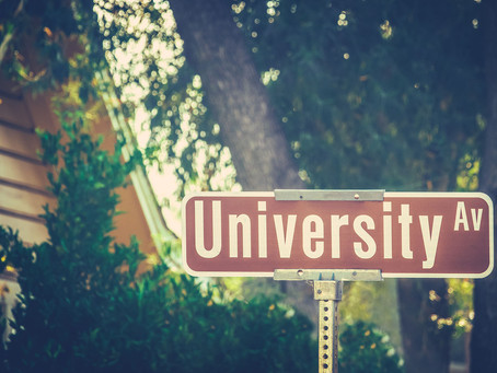 Next Steps: Sending Your Child to University