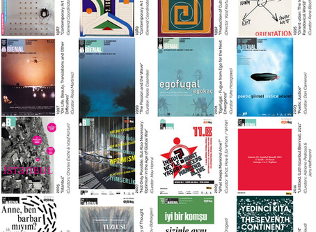 Istanbul Biennial Over the Years