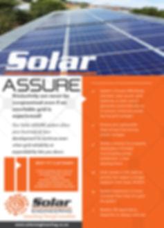 Backup solar power