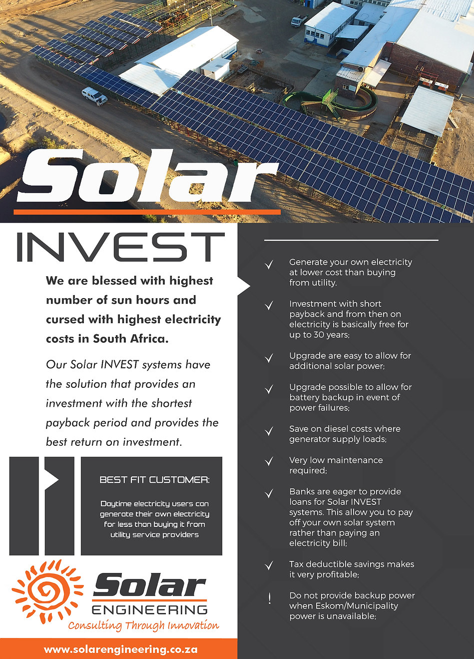 Solar as investment