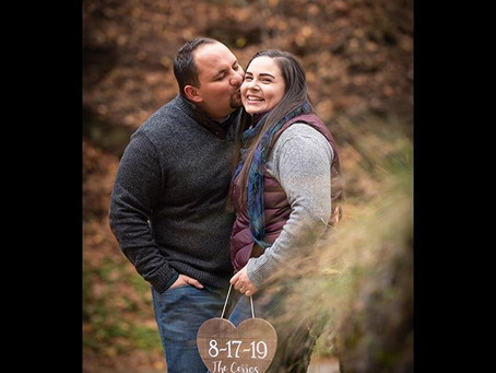 Fall Engagement Shoot in Pittsburgh