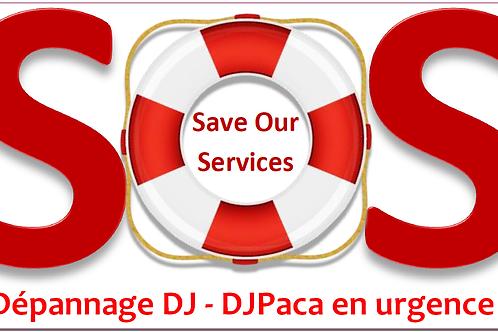 DÉPANNAGE DJ (DISCHOTHEQUE) : 350€